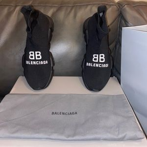Balenciaga Recycled Speed Trainers
